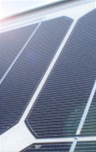 Norcross Manufactured Solar Cells