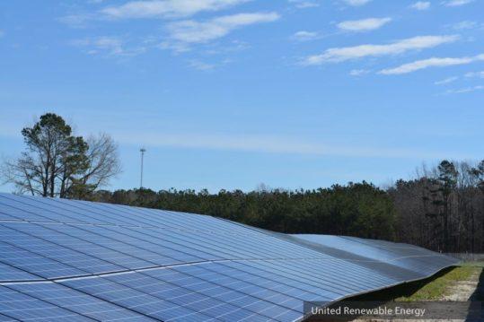 Battleboro NC United Renewable Energy