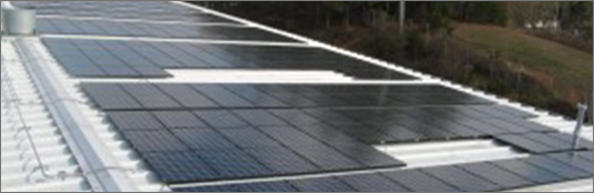 USFloors installs more solar