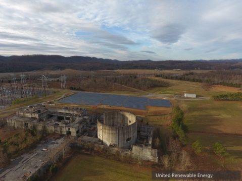 Surgoinsville TN United Renewable Energy