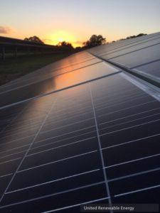 Tifton GA United Renewable Energy