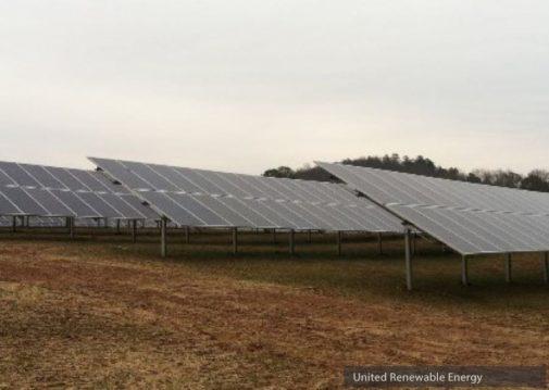 Woodbury GA United Renewable Energy