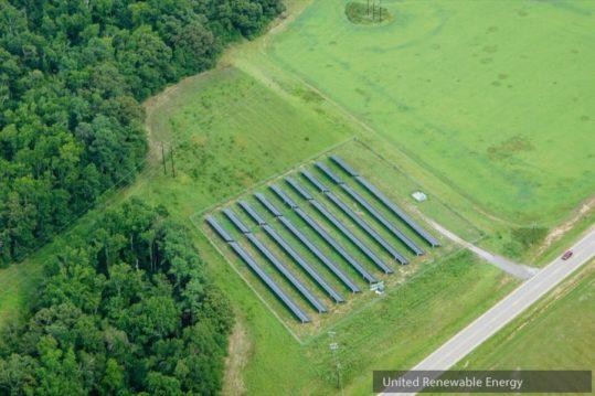 Wrens GA United Renewable Energy