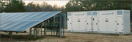 Lockheed Martin Delivers Energy Storage Systems to Cypress Creek Renewables for Solar-Plus-Storage Projects