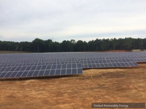 Eatonton GA United Renewable Energy