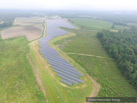 Elizabethtown NC United Renewable Energy