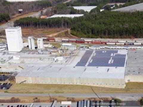 Fairburn GA United Renewable Energy