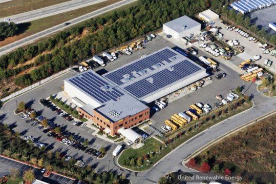 Garner NC United Renewable Energy