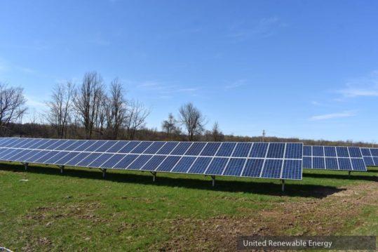 Somerville NY United Renewable Energy