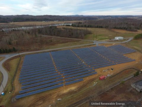 Surgoinsville TN United Renewable Energy