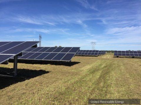 Wadley GA United Renewable Energy