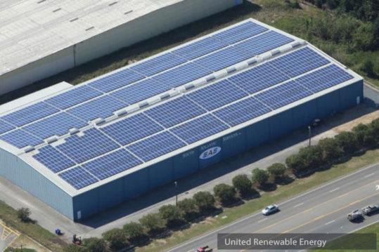 Wilmington NC United Renewable Energy