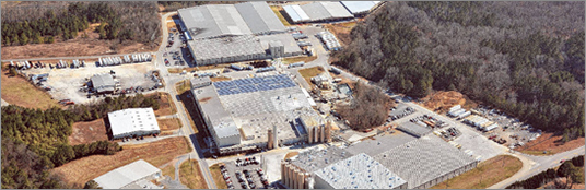 Mohawk teams with clean energy firms to add solar in Summerville | United Renewable Energy